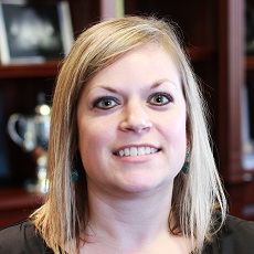 Ashley Harris: Director, Financial Reporting